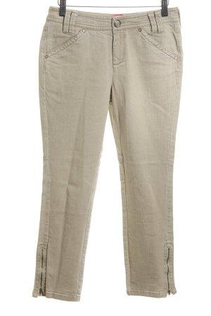 Gardeur 7/8 Jeans wollweiß Casual-Look