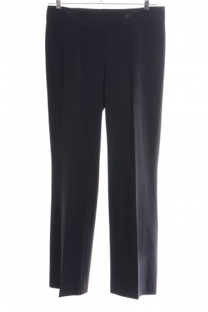 Gardeur Anzughose schwarz Business-Look
