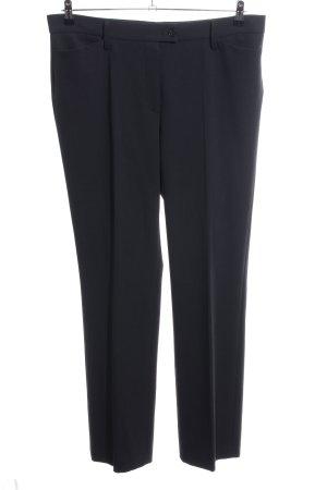 Gardeur Pantalón de vestir negro estilo «business»