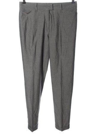 Gardeur Pantalone da abito grigio chiaro stile professionale
