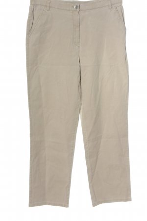 Gardeur Pantalone chino bianco sporco stile casual