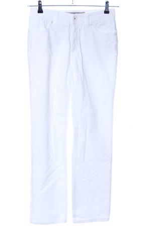 Gardeur Slim Jeans weiß Casual-Look