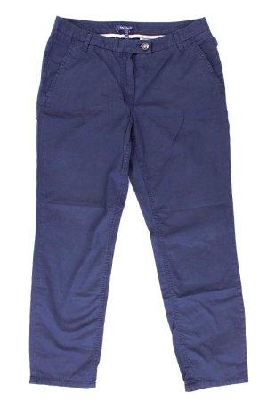Gardeur Chino blauw-neon blauw-donkerblauw-azuur Katoen