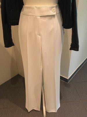 Gardeur Marlene Trousers natural white polyamide