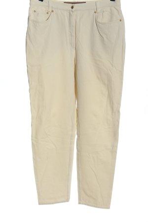 Gardeur High Waist Jeans wollweiß Casual-Look