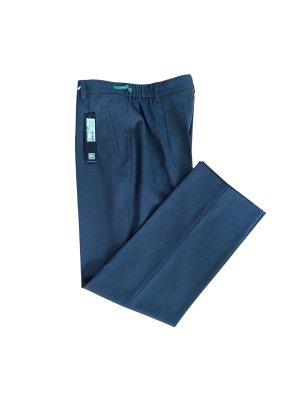Gardeur Pantalone da abito grigio-grigio scuro Lana