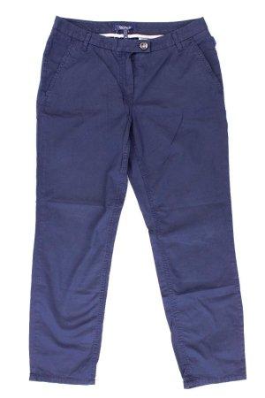 Gardeur Hose Größe 36K blau aus Baumwolle