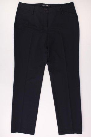 Gardeur Hose Größe 44 schwarz aus Polyester