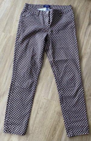 Spodnie z pięcioma kieszeniami Wielokolorowy Bawełna