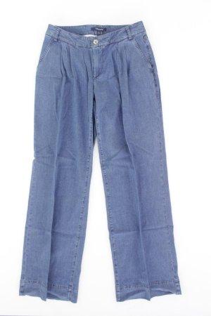 Gardeur Jeans Größe 34 blau aus Lyocell