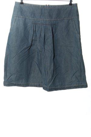 Gardeur Jeansrock blau Casual-Look