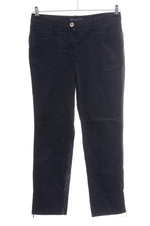 Gardeur Stoffhose blau Casual-Look