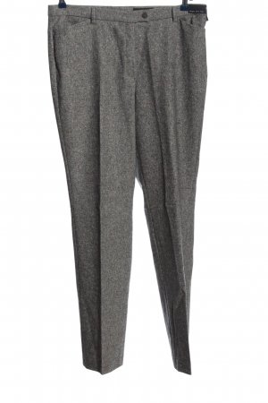 Gardeur Stoffhose hellgrau Business-Look