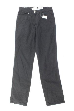 Gardeur Jeans a gamba dritta nero Cotone