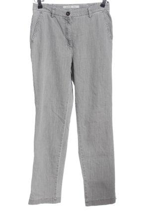 Gardeur Jeansy z prostymi nogawkami jasnoszary W stylu casual