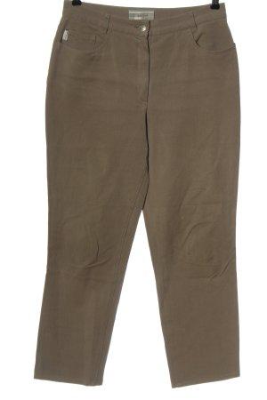 Gardeur Jeansy z prostymi nogawkami brązowy W stylu casual