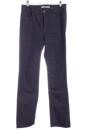 Gardeur Straight-Leg Jeans dunkelblau Casual-Look