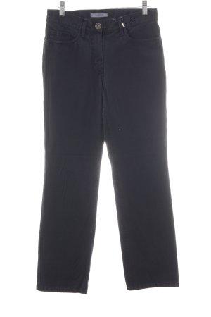 Gardeur Straight-Leg Jeans schwarz