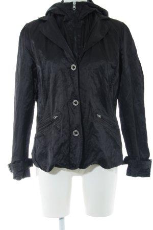 Gardeur Übergangsjacke schwarz Casual-Look