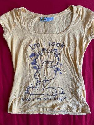 Garfield Shirt Gr. S