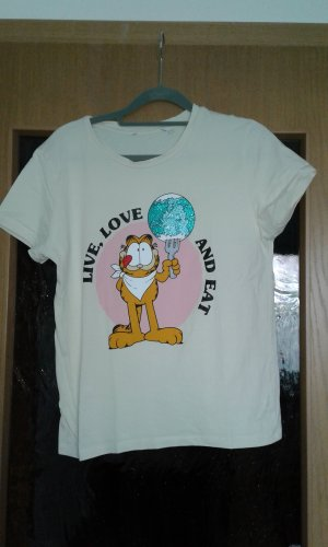 Garfield TShirt Gr. M Clockhouse