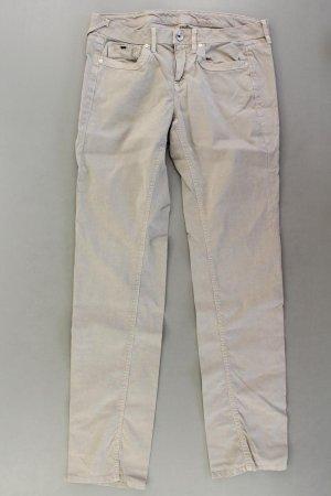 Gas Pantalon cinq poches multicolore coton