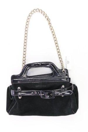 GAS Handtasche schwarz