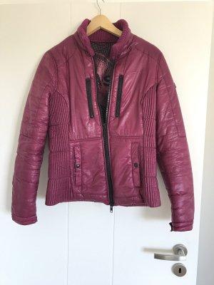 Gas Jacke in pink, Übergangsjacke in Größe 38