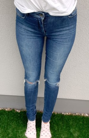 Gas Jeans Blau W:26 L:30 Skinny Top Zustand