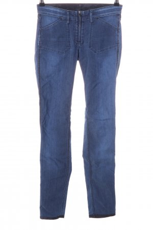 Gas Jeggings blau Casual-Look
