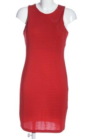 Gas Robe courte rouge élégant