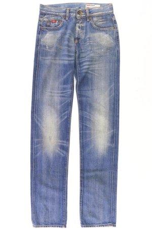 GAS Regular Jeans Größe W24 blau aus Baumwolle