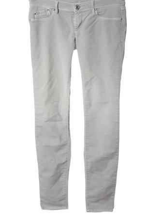 Gas Jeans skinny grigio chiaro stile casual