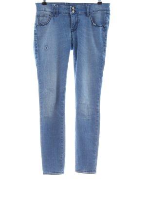 Gas Slim Jeans blue casual look