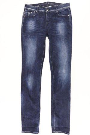 GAS Straight Jeans Größe W28 blau aus Baumwolle