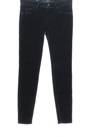 Gas Jeans stretch bleu style décontracté