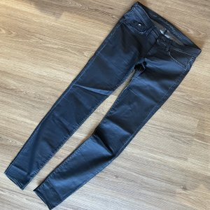 Gas Five-Pocket Trousers black-blue