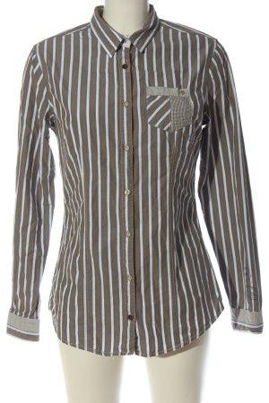 Gaastra Long Sleeve Shirt allover print business style