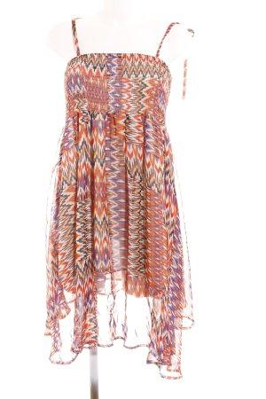 Gaudi Bandeaukleid mehrfarbig Street-Fashion-Look