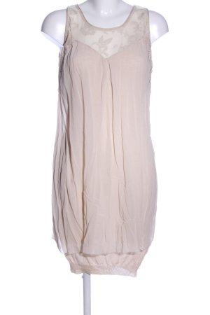 Gaudi Blusenkleid creme Elegant