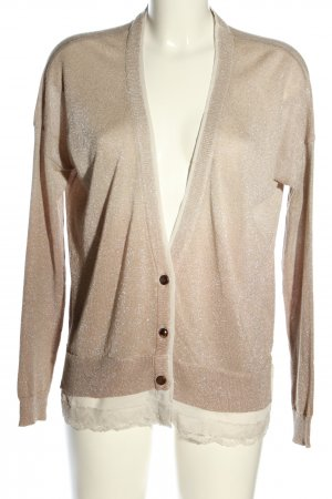 Gaudi Cardigan pink Casual-Look