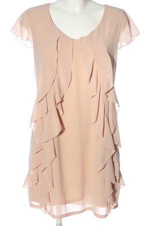 Gaudi Shortsleeve Dress nude casual look