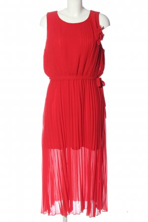 Gaudi Midi Dress red elegant