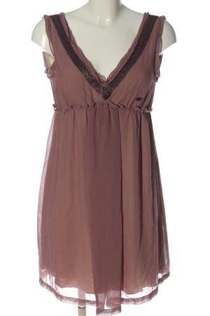 Gaudi Mini Dress brown elegant