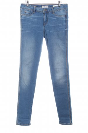 Gaudi Skinny Jeans kornblumenblau Casual-Look
