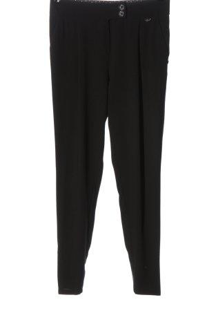 Gaudi Jersey Pants black casual look