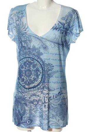 Gaudi V-Ausschnitt-Shirt