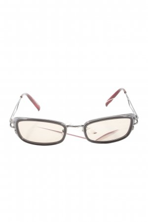 Gaultier Retro Glasses black elegant