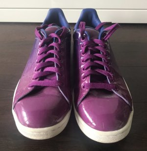 gay'le Sneakers ADIDAS lila Verlauf neuwertig Gr. US 8 1/2 42