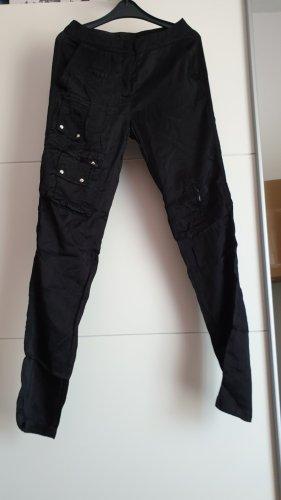 Gazebo Pantalone a sigaretta nero